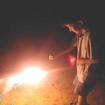 ≪夏≫手持ち花火