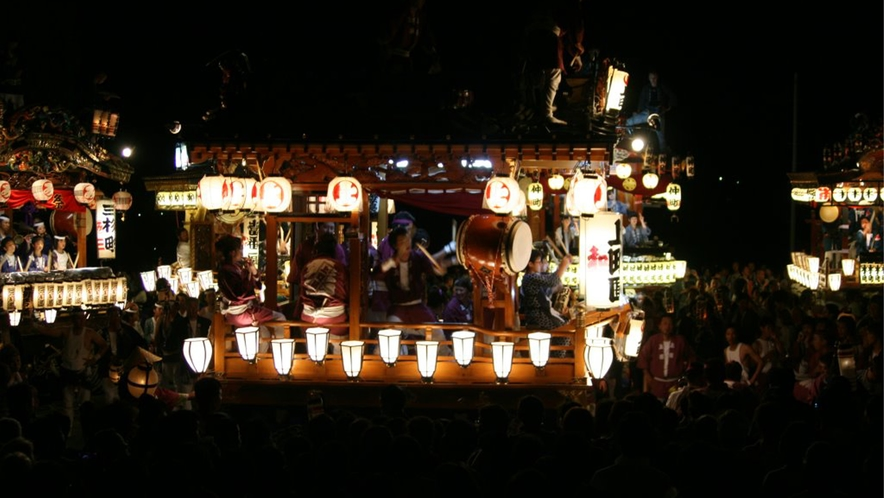 鬼石夏祭り2