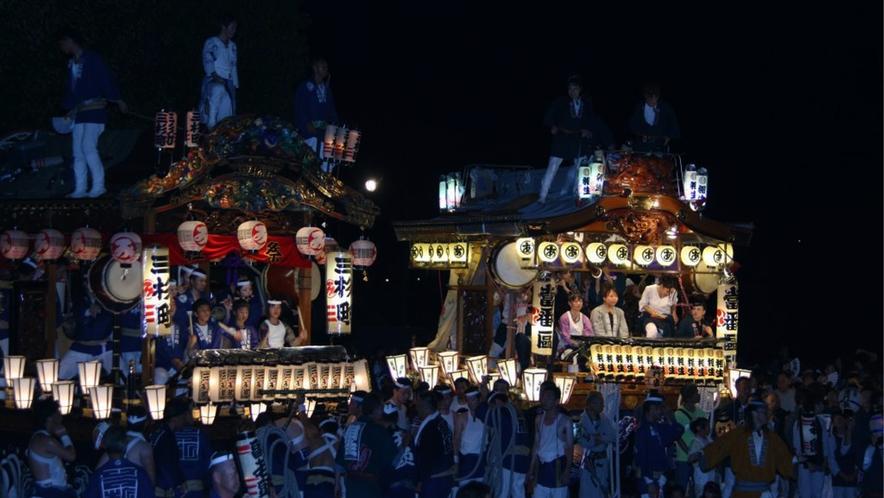 鬼石夏祭り1