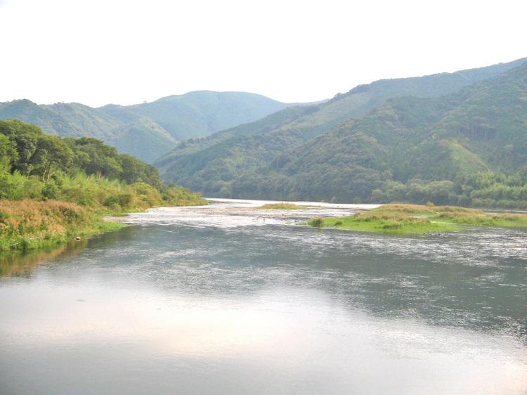 四万十川の清流2