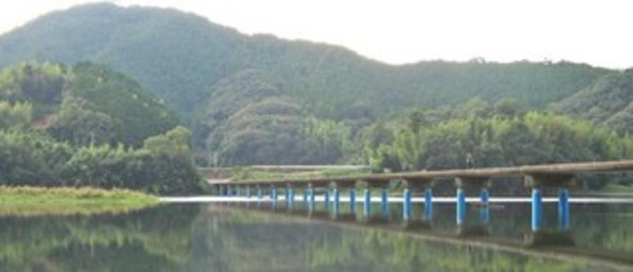 沈下橋 カット2