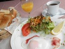 日替わり朝食