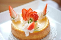 ☆チーズケーキ