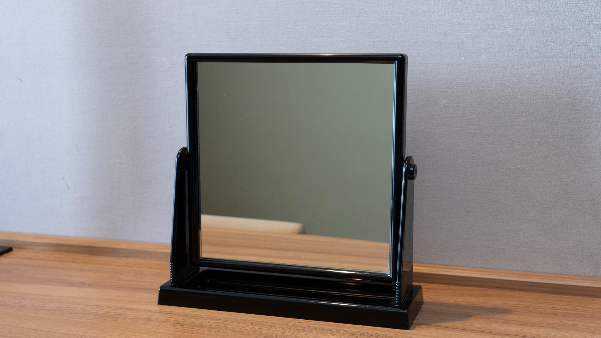 無料貸出品|鏡