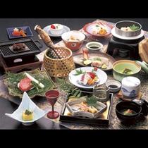 四季亭お部屋食和食イメージ