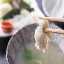 旬の一品☆ハモ鍋