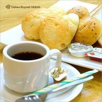 パン&コーヒー