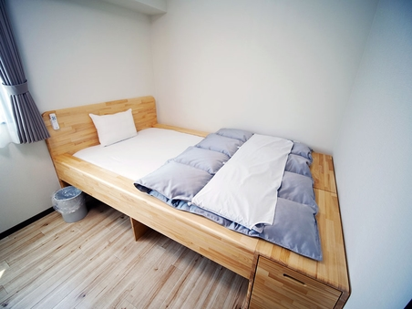 1泊2泊不可【Casa(カーサ)・セミダブル】 ◆禁煙◆