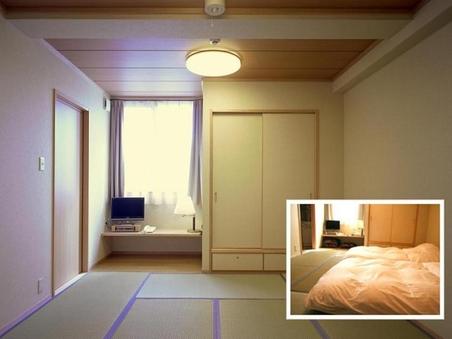 和室ファミリールーム(3名様迄)【本館】 ◆喫煙可◆