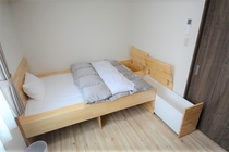 Casa ベッド(収納部分)