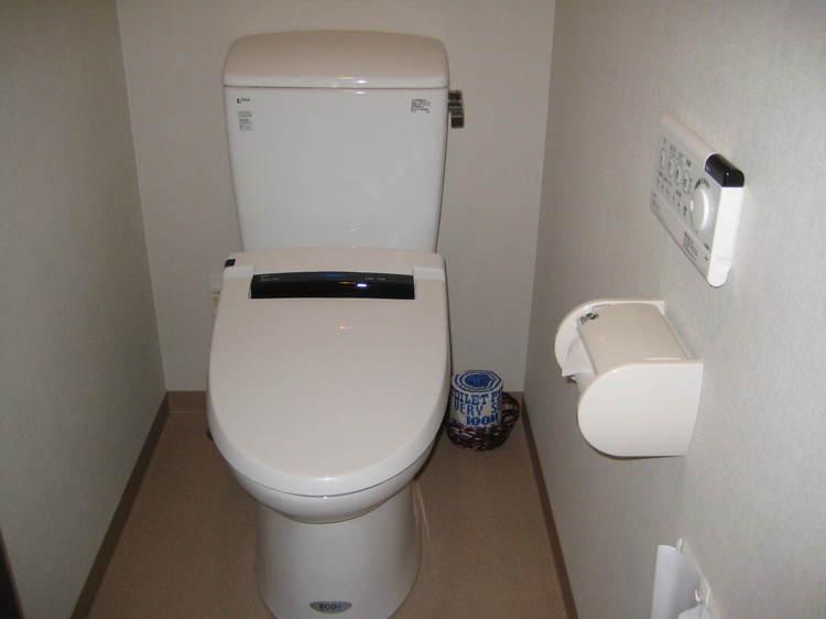 ツイン-トイレ