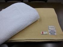 毛布/タオルケット
