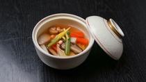 五泉の里いも 帛乙女を使った新潟の郷土料理【のっぺ】