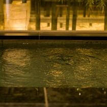 ◆天然温泉「出流の湯」
