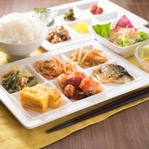 ◆和洋食バイキング★健康朝食無料