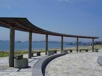 前浜のパルテノン