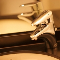 ツインルーム洗面台