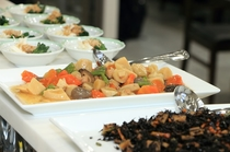 和食の大皿