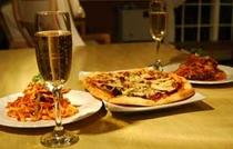 ホームメード ピザ&パスタ