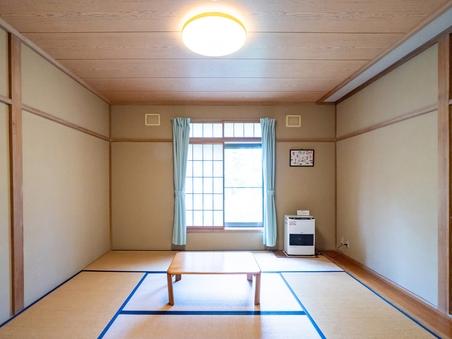 のんびりくつろげる和室