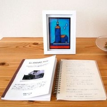 Le Phare notebook