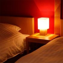 ジュニアスイート/寝室イメージ