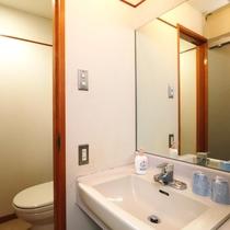 ☆客室_本館和室8畳_客室内洗面