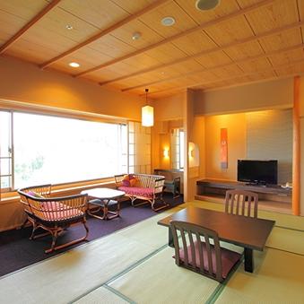標準和室 11.5畳【禁煙室】(41.3平米)