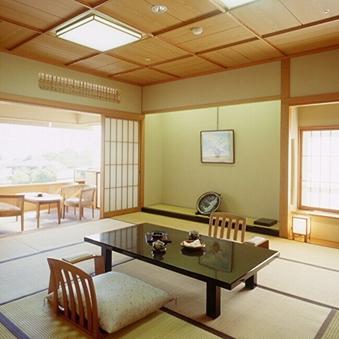 デラックス和室 12.5畳【禁煙室】(53平米)