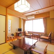 和室6畳(一例) ※タイプの異なるお部屋あり