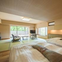 露天風呂付和洋室10畳+ツイン【340号室】