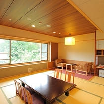 2015年リニューアル10畳和室(一例)
