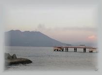 桜島と海釣り公園〜手ぶらでもOK!桜島の大きさに圧倒されながらの釣りが楽しめます〜