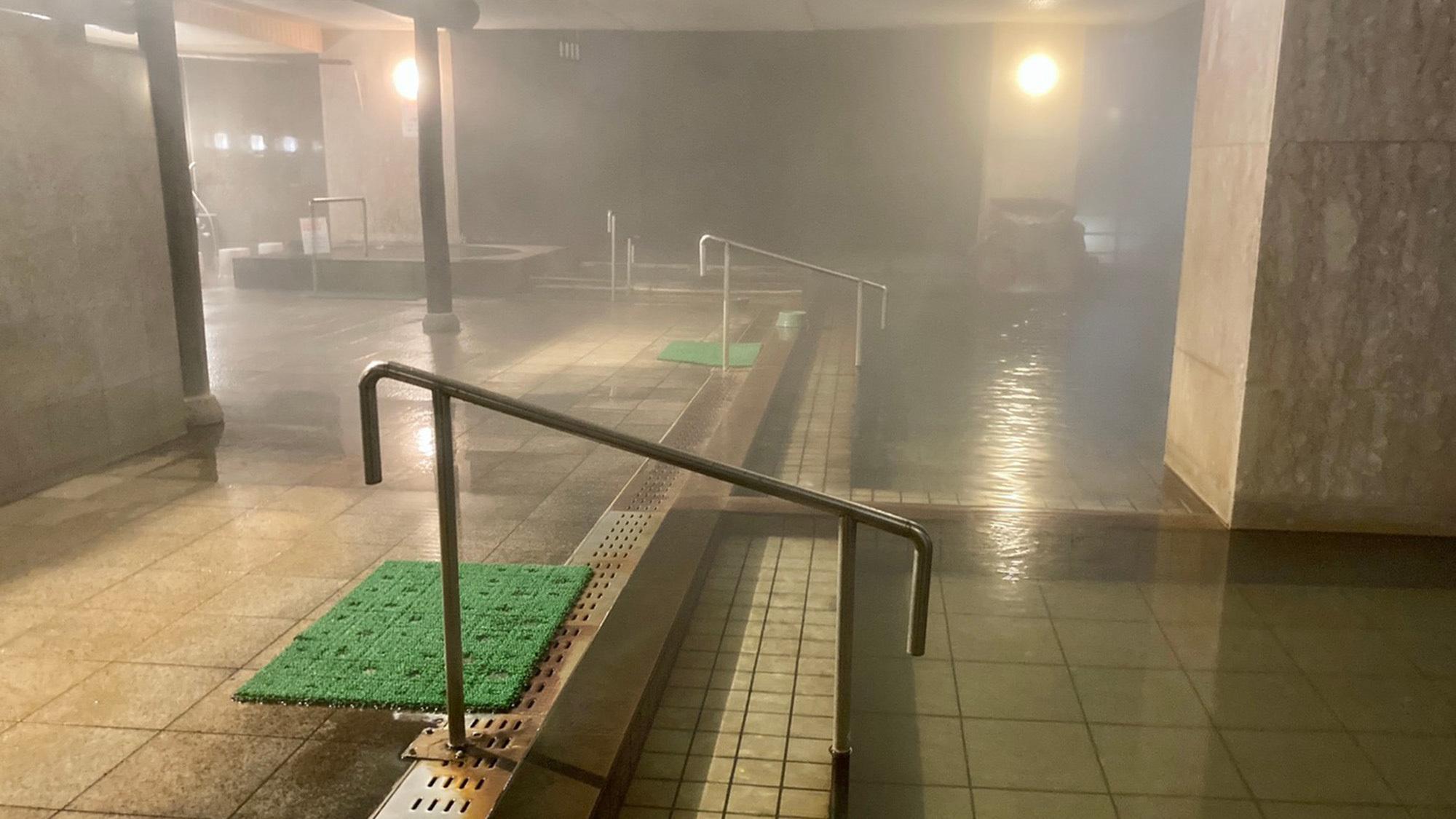 ・【大浴場】会津八湯