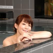 大浴場(イメージ⑤)『かぼちゃの湯』でお肌はつるつる、しっとりです♪