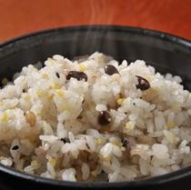 11種類の雑穀が入った雑穀米