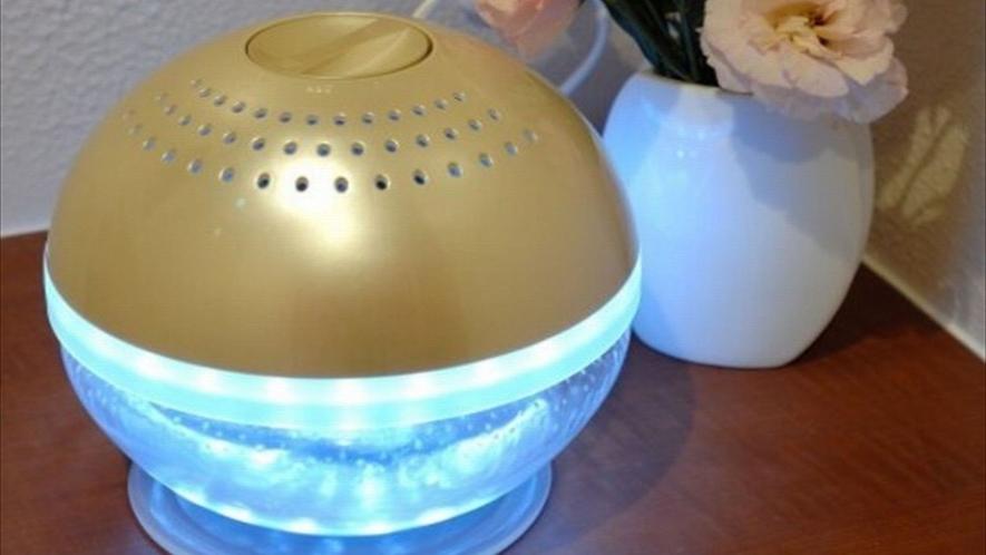ディフューザー 空気清浄器で爽やかな香り
