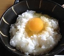 新米フェア 卵かけごはん