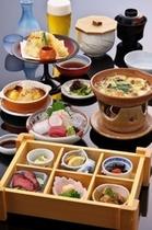 ■日本料理はりま お食事例(3500円)