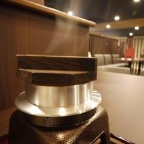 <カフェ&ダイニング 白鷺>姫路キャッスルグランヴィリオホテル名物の釜飯