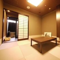 <家族風呂(貸切風呂)>お部屋 ご家族でご一緒に入浴をお楽しみ下さい。※ご予約はフロントにて承ります