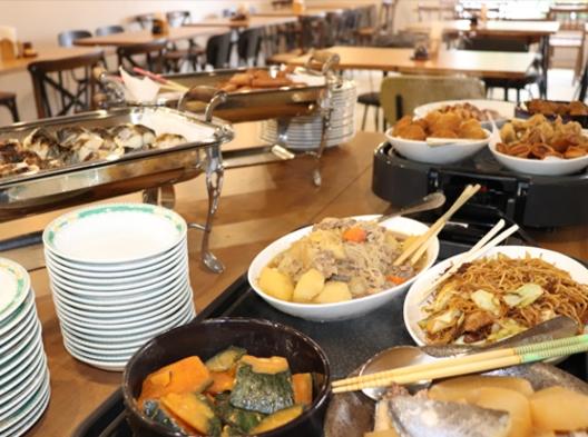 【2食付プラン】お部屋で夕食!ホテル内レストラン一番人気をお部屋へお届けします♪朝食無料