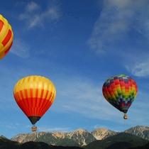 熱気球イメージ