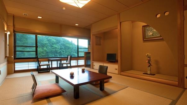 【本館】和室10畳トイレ付〜STANDARD〜