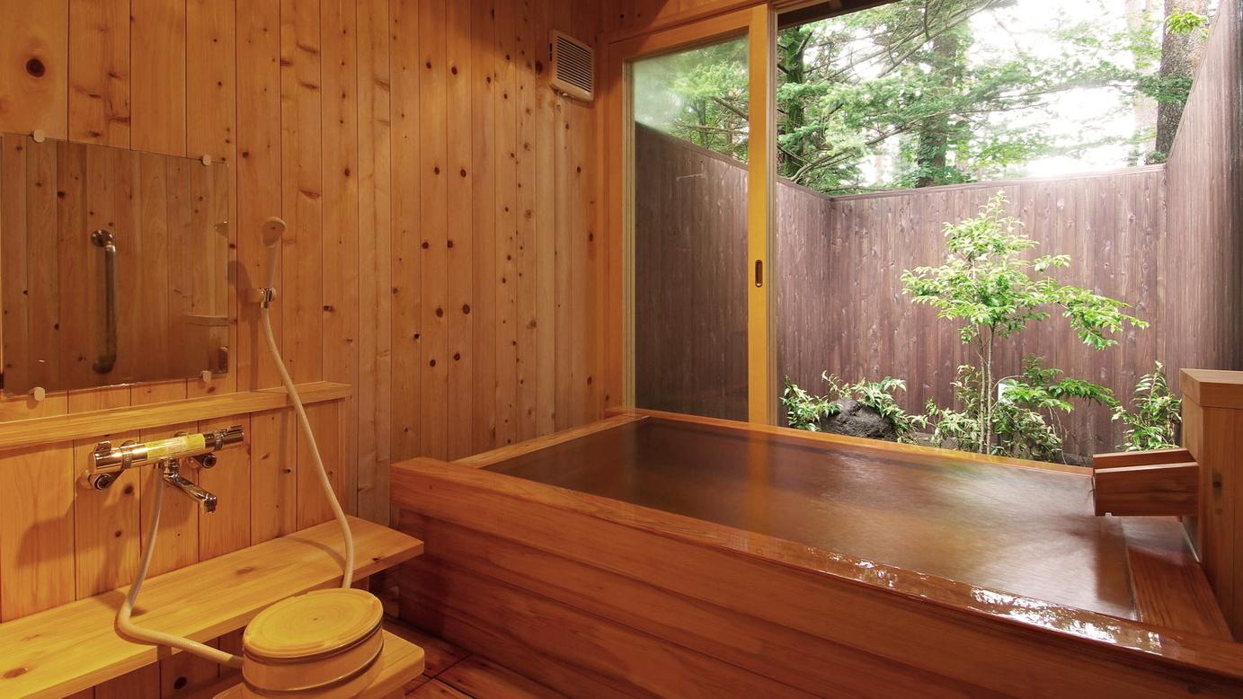 貸切風呂 湯檜