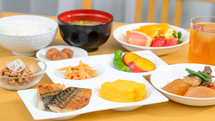 和食がお好きな方はこのような感じで♪