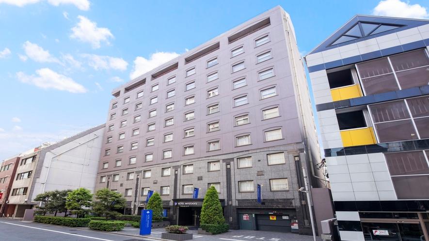 JR・モノレール浜松町駅まで徒歩5分と絶好のロケーション。都心へも快適アクセス☆彡