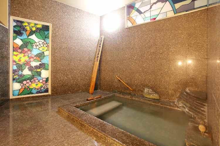 洋風内風呂
