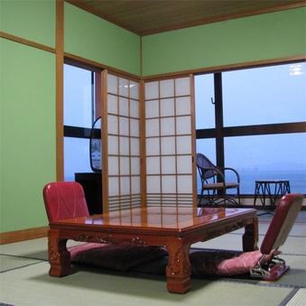 三河湾一望☆和室(バス・ウォシュレットトイレ付き)