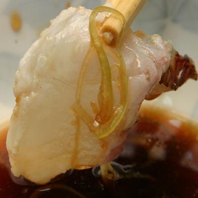 【ファミリーにお薦め・個室食】鯛しゃぶ&たこ◎貝・海鮮満喫プラン【名鉄海上観光船20パーセントオフ】